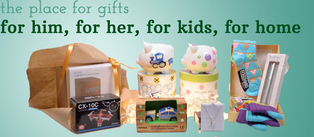 Top quality, quirky & innovative gifts for that special someone